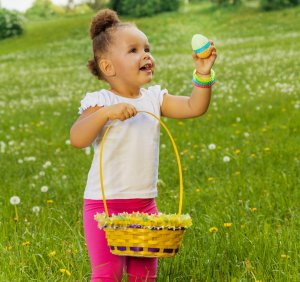 Helping Kids in Need Celebrate Easter