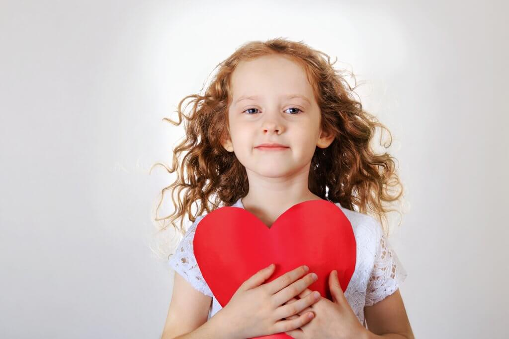 share the love and give back on valentine's day