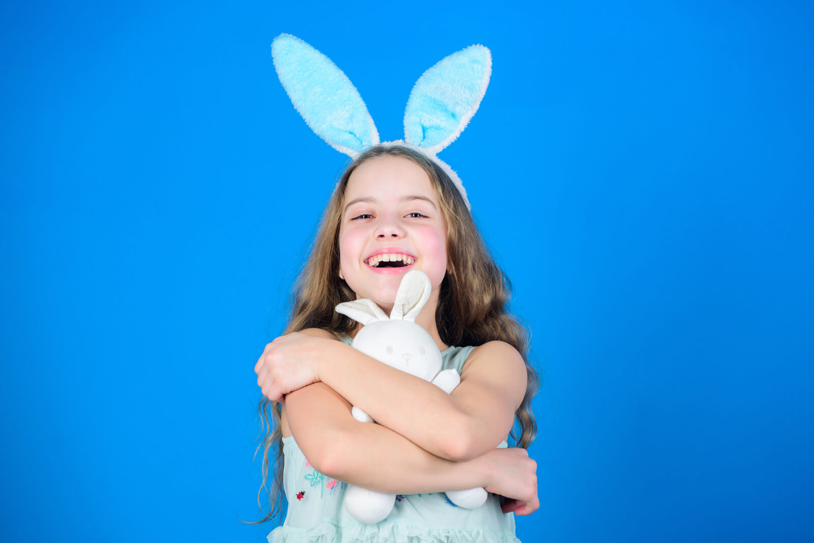 Donate plush Easter bunnies to low income kids